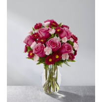 The Precious Heart Bouquet by FTD - VASE INCLUDED