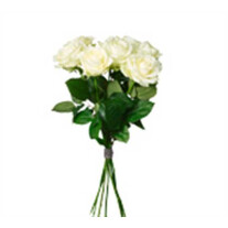 Bouquet White Roses